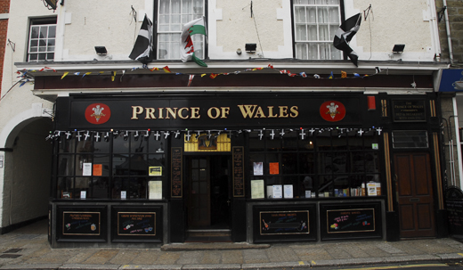 Prince of Wales – Falmouth